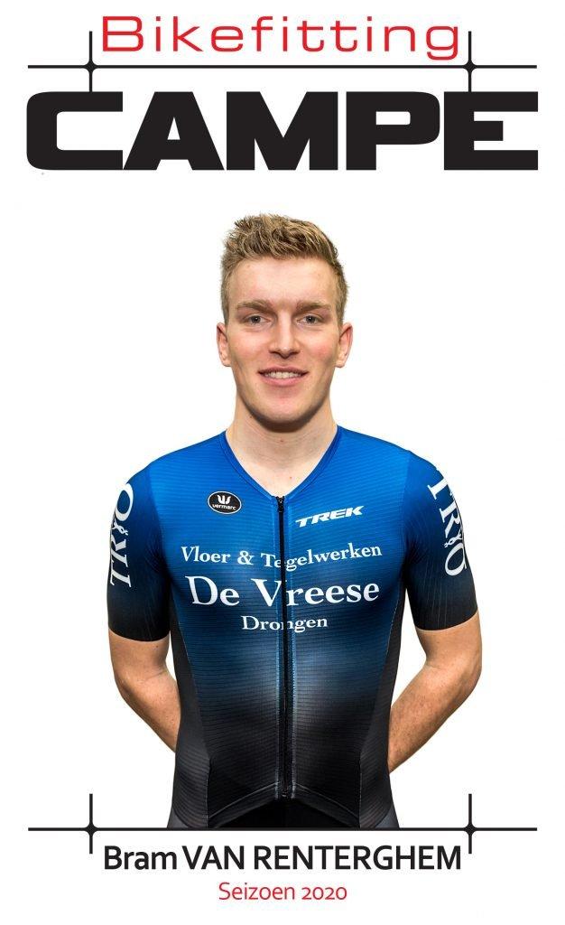 Bram Van Renterghem - Bikefitting Campe
