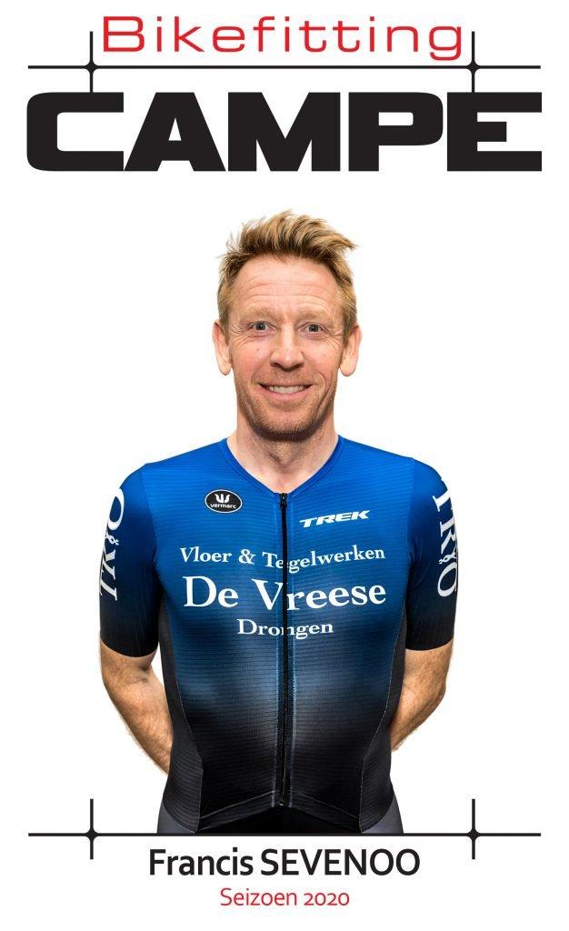 Francis Sevenoo - Bikefitting Campe